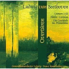 """Overture to Collin's Coriolan, Op. 62, """"Coriolan Overture"""""""