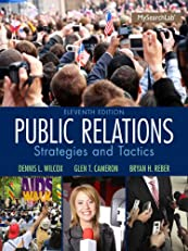 Public Relations: Strategies and Tactics
