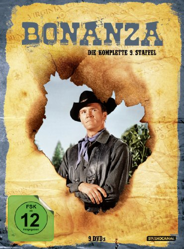 Bonanza - Die komplette 09. Staffel [9 DVDs]