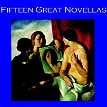 Fifteen Great Novellas (       UNABRIDGED) by Joseph Conrad, Thomas Hardy, Arthur Conan Doyle, Robert Louis Stevenson, D. H. Lawrence, H. Rider Haggard, John Buchan Narrated by Cathy Dobson