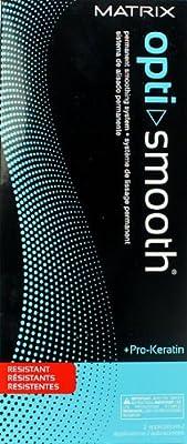 Matrix Opti Smooth Thermal Straightener Tinted Sensitized Hair