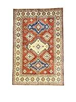 Eden Carpets Alfombra Uzebekistan Rojo/Multicolor 295 x 195 cm
