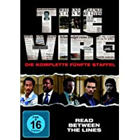 The Wire - Die komplette f�nfte Staffel [4 DVDs]