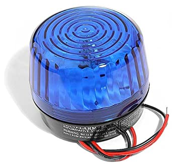 Outdoor Siren And Strobe Warning Sirens Safe Sound Family