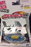 Beyblade, Metal Fury Battle Top, Jade…