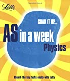 Physics (Revise AS in a Week)