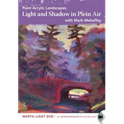 Paint Acrylic Landscapes - Light and Shadow in Plein Air