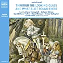Through the Looking Glass and What Alice Found There (       UNABRIDGED) by Lewis Carroll Narrated by David Horovitch