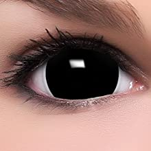 Comprar FUNZERA®Mini Black Sclera Lentillas de Colores