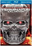 51oW6HLdXEL. SL160  Terminator Salvation: Directors Cut (Limited Edition Skull Case) [Blu ray]