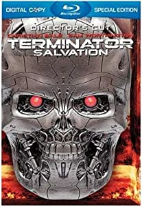 Terminator Salvation: Director's Cut (Limited Edition Skull Case) [Blu-ray]