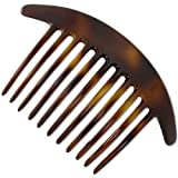French Pleat Hair Comb (Tortoiseshell) | Made in France | Quality Hair Accessories | Ebuni