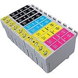 Pack 10 Epson T0715 , T0895 Cartouches Compatibles. 4 noir, 2 cyan, 2 magenta, 2 jaune compatible avec Epson Stylus D120, Stylus D78, Stylus D92, Stylus DX4000, Stylus DX4050, Stylus DX4400, Stylus DX4450, Stylus DX5000, Stylus DX5050, Stylus DX6000, Stylus DX6050, Stylus DX7000F, Stylus DX7400, Stylus DX7450, Stylus DX8400, Stylus DX8450, Stylus DX9400F, Stylus Office B40W, Stylus Office BX300F, Stylus Office BX310FN, Stylus Office BX600FW, Stylus Office BX610FW, Stylus S20, Stylus S21, Stylus SX100, Stylus SX105, Stylus SX110, Stylus SX115, Stylus SX200, Stylus SX205, Stylus SX210, Stylus SX215, Stylus SX218, Stylus SX400, Stylus SX405, Stylus SX405WiFi, Stylus SX410, Stylus SX415, Stylus SX510W, Stylus SX515W, Stylus SX600FW, Stylus SX610FW.Cartouches Compatibles. JET D ENCRE imprimantes. T0711 , T0712 , T0713 , T0714 , T0891 , T0892 , T0893 , T0894 , TO711 , TO712 , TO713 , TO714 , TO891 , TO892 , TO893 , TO894 © Encre Choix