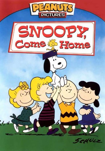 Snoopy Come Home - Movie Poster - 11 x 17
