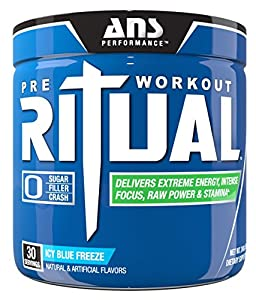 ANS Performance Ritual Complete Pre-Workout Supplement