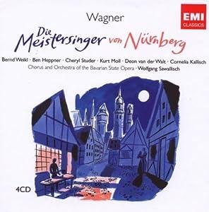 "Die Meistersinger von Nürnberg (""les maîtres chanteurs de Nuremberg"")"