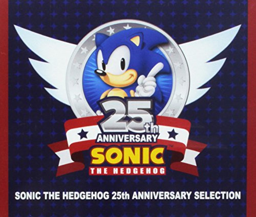 SONIC THE HEDGEHOG 25TH ANNIVERSARY SE...