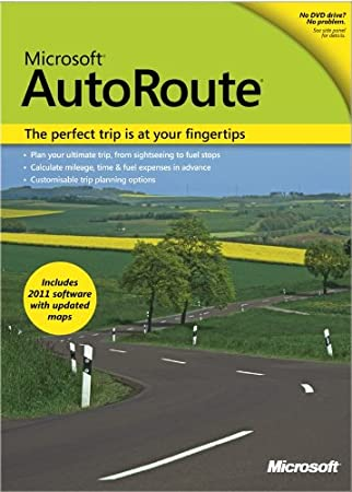 AutoRoute Euro 2011 [Download]