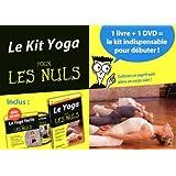 Le kit yoga pour les Nuls - Coffret