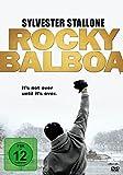 DVD Cover 'Rocky Balboa