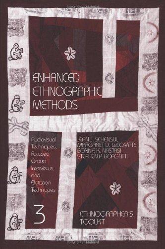 Enhanced Ethnographic Methods: Audiovisual Techniques,...