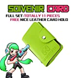 NFC Tag Game Cards for Splatoon 2 Switch- 11pcs Cards with Cards Holder (Color: 11pcs Splatoon 2, Tamaño: 11pcs Splatoon 2)