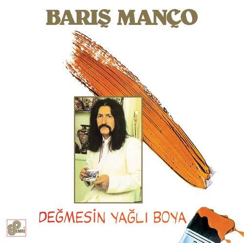 Vinilo : BARIS MANCO - Degmesin Yagli Boya
