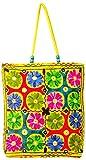 Craftshraft Women's Shoulder Bag (craft-61, Yellow)