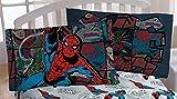 Marvel Spiderman Jump Kick Pillowcase