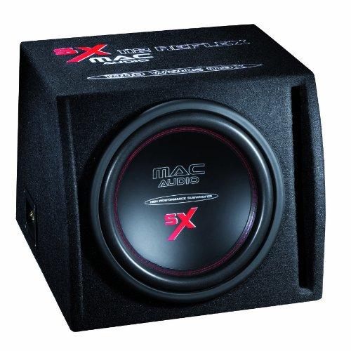 Mac Audio SX 112 Reflex 300 mm Bass-Reflex-Subwoofer