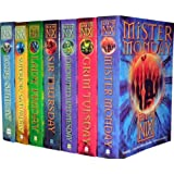 The Keys to the Kingdom Collection 7 books Set RRP �48.93 ( Mister Monday, Grim Tuesday, Drowned Wednesday, Sir Thursday, Lady Friday, Superior Saturday, LordSunday)(Garth Nix (The Keys to the Kingdom)) (The Keys to the Kingdom)by Garth Nix