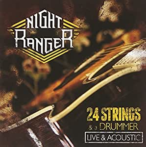 24 Strings And A Drummer: Live And Acousticÿ [CD/DVD Combo]