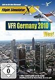 Flight Simulator X - VFR Germany 2010 West (Add - On) - [PC]