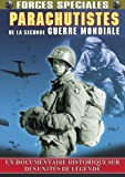 echange, troc Les paras de la 2nde Guerre Mondiale