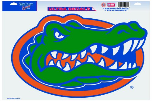 Ncaa Florida Gators 11-By-17 Inch Ultra Decal