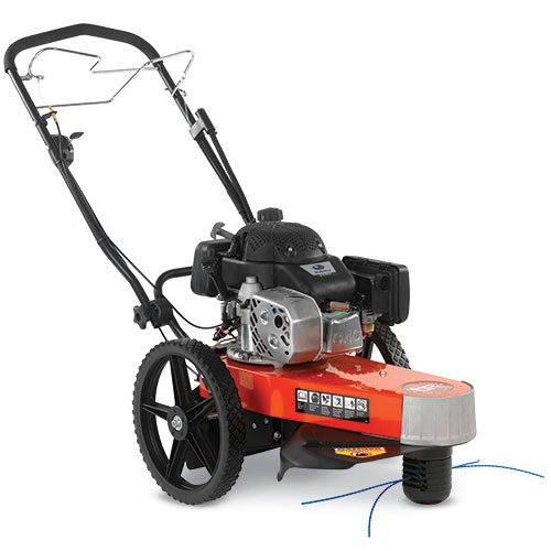 DR Trimmer/Mower 8.26 FPT Electric Start Pro-XL - Self Propelled image