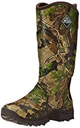 MuckBoots Men\'s Pursuit Snake Proof Hunting Boot, Realtree, 13 M US