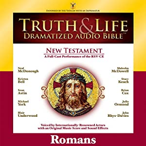 Truth and Life Dramatized Audio Bible New Testament: Romans | [Zondervan]