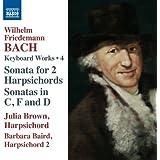 W.F. Bach: Keyboard Works, Vol. 4