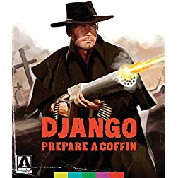 Django Prepare a Coffin [Blu-ray]