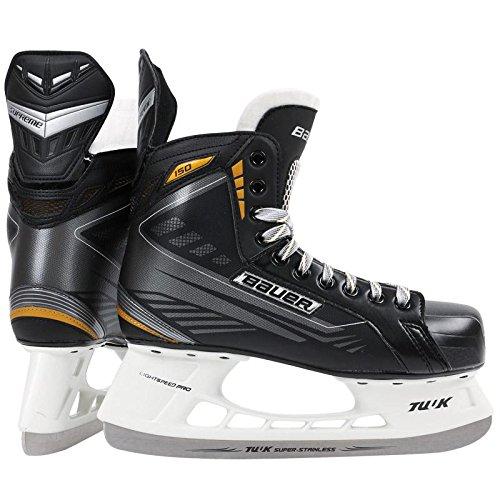 Bauer-supreme-patins-senior-150-Noir-Noir