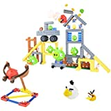 Angry Birds K'nex Mission Mayham & Hammin Around Value Pack with 2 Bonus Character Sets