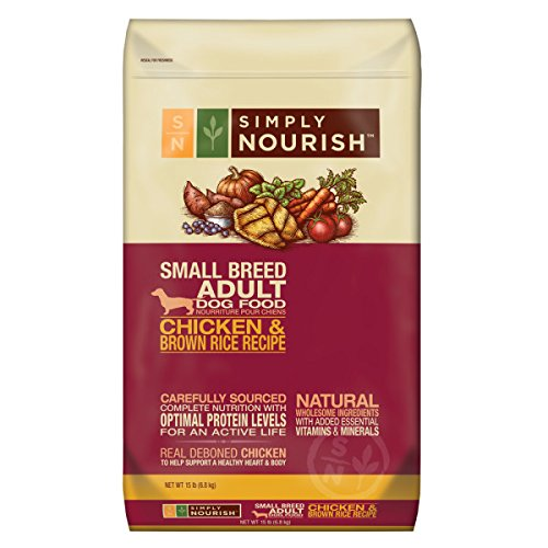 Simply Nourish Small Breed Puppy Dog Food