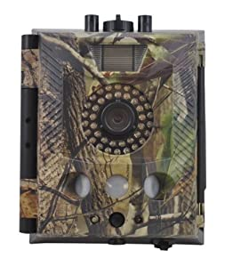 Wildgame Innovations D10D 10 MP RealTree AP camo Dual Flash Digital Scouting Camera with Fieldnet WiFI capabiltity with YN1 Module (not included)