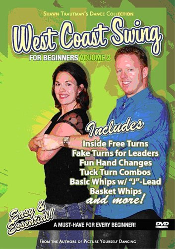 WEST COAST SWING FOR BEGINNERS VOL.2 [IMPORT ANGLAIS] (IMPORT) (DVD)