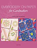 img - for Embroidery on Paper for Cardmakers book / textbook / text book