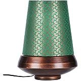 Courtyard Swarsitar Copper Antique Table Lamp (Antique Copper, 40 Watts)