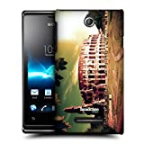 Head Case Colosseo Colosseum Rome Italy Case For Sony Xperia E Dual C1605 C1505
