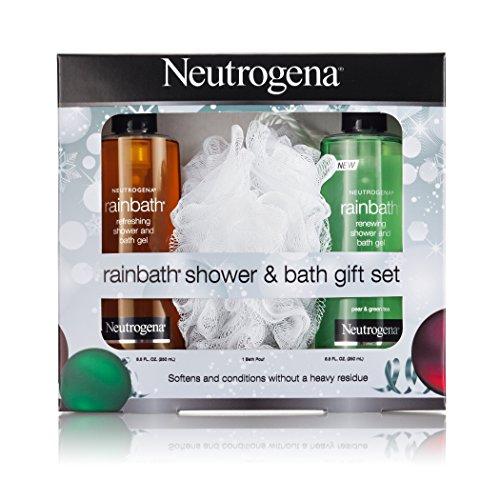 Neutrogena Rainbath Gift Set