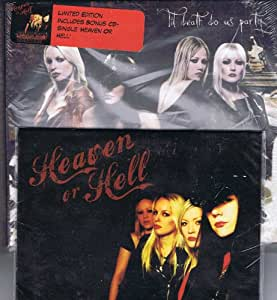 Til Death Do Us Party+Heaven Or Hell Ltd ed
